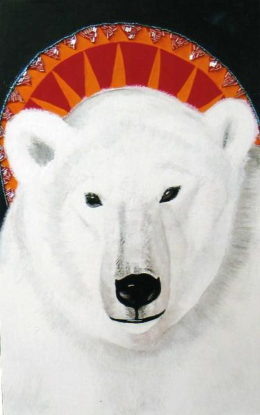 Polar Bear, Arctic Icon