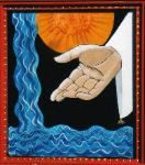 Living Waters of Life, the Hand of God